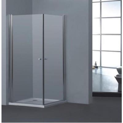 מקלחון פינתי 2 דלתות 80*80