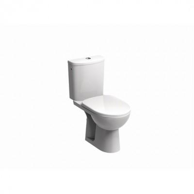 אסלה מונובלוק ללא תעלה דגם KOLO NOVA PRO מידות האסלה: 665X357 מ''מ מק''ט: KM3322000