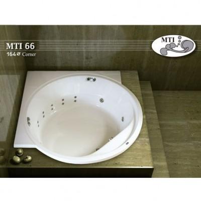 אמבטיה עגול דגם MTI-67 קוטר 164
