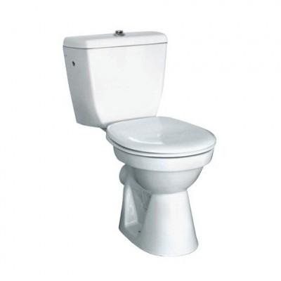 VITRA- אסלה מונובלוק קומפלט דגם טיים