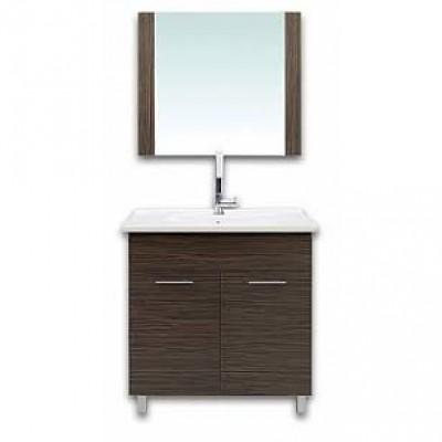 """ארון אמבטיה עומד כולל כיור כולל ברז דגם תפארת 60 ס""""מ"""