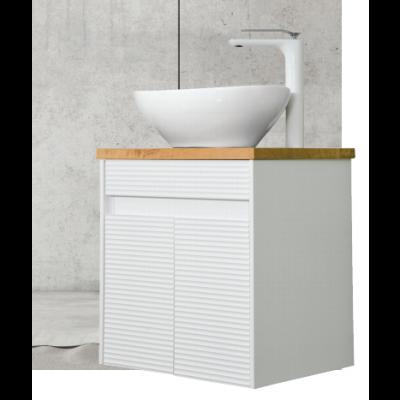 """ארון אמבטיה תלוי אפוקסי טמולי וויב 50 ס""""מ."""
