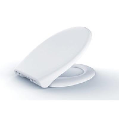 מושב אסלה דגם מיאמי צירי מתכת נשלפים לניקוי קל מק''ט: 9803