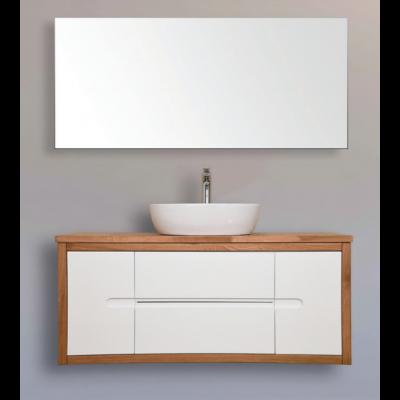 """ארון אמבטיה תלוי אפוקסי לינוס 130 ס""""מ"""
