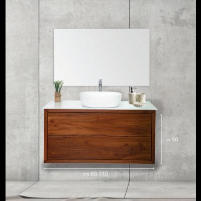 ארון אמבטיה תלוי אפוקסי סאנדריה