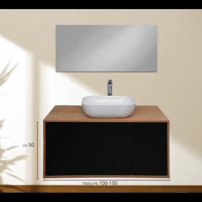 ארון אמבטיה תלוי אפוקסי חיריק