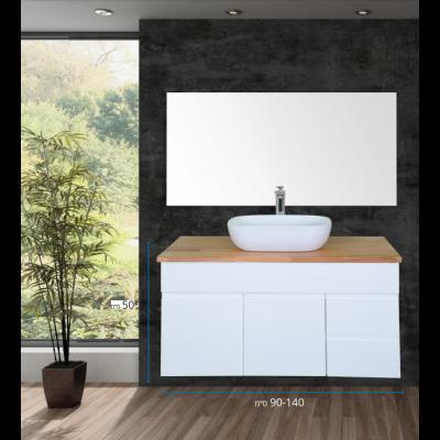 ארון אמבטיה תלוי אפוקסי לקו