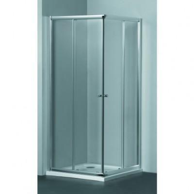 SELAQUA מקלחון הזזה מרובע דגם רסיטל 3801