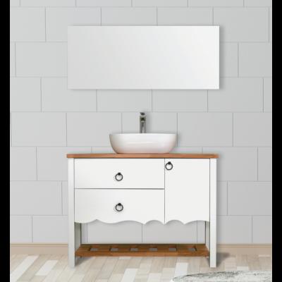 ארון אמבטיה עומד אפוקסי לומא