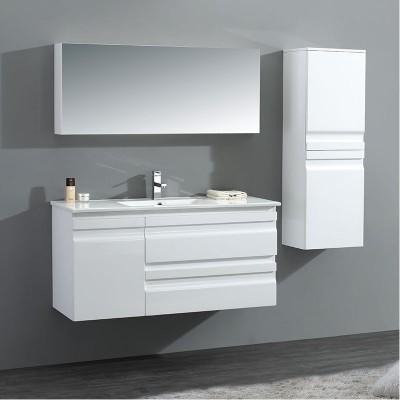 ארון אמבטיה תלוי אפוקסי ניקול 100 ס''מ
