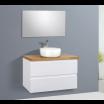 ארון אמבטיה תלוי אפוקסי מגירות דאלי 120 ס''מ