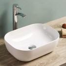Sebach כיור לאמבטיה חרס מונח איתי- רוחב 45 ס''מ | עומק 32 ס''מ