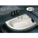 אמבטיה פינתית דגם 170X110 MTI-26