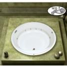 אמבטיה עגול דגם MTI-95 קוטר 150