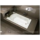 אמבטיה אקרילית דגם 150X70 MTI-04
