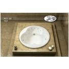אמבטיה עגול דגם MTI-50 קוטר 150