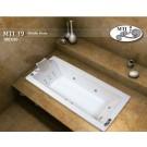אמבטיה מלבנית דגם 180X90 MTI-19