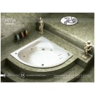 אמבטיה אקרילי פינתית 145X145 MTI-39