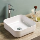 Sebach כיור לאמבטיה חרס מונח עוז - רוחב 39 ס''מ | עומק 39 ס''מ
