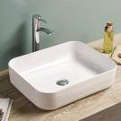 Sebach כיור לאמבטיה חרס מונח ערן - רוחב 50 ס''מ | עומק 39 ס''מ