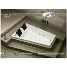 אמבטיה פינתית דגם 170X130 MTI-29