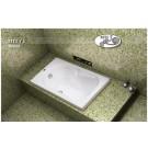 אמבטיה מלבנית דגם 105X70 MTI-73