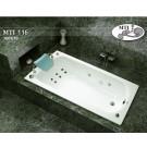 אמבטיה אקרילית דגם 160X70 MTI-116