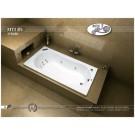 אמבטיה מלבנית דגם 170X80 MTI-85