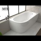אמבטיה פרי סטנדינג לבן MTI-411