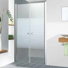 מקלחון חזית נפתח מרובע דגם קאלו