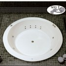 אמבטיה עגול דגם MTI-99 קוטר 180