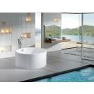 אמבטיה פרי סטנדינג לבן KAUAI