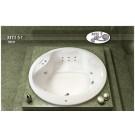 אמבטיה עגול דגם MTI-51 קוטר 180