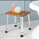כסא למקלחת מתכוונן בגובה