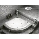 אמבטיה אקרילי פינתית 140X140 MTI-44