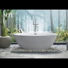 אמבטיה יוקרתית פרי סטנדינג דגם MTI-407