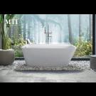 אמבטיה יוקרתית פרי סטנדינג דגם MTI-410