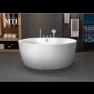 אמבטיה פרי סטנדינג לבן MTI-416