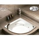 אמבטיה פינתית דגם 140X140 MTI-34