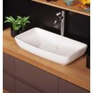 Sebach כיור לאמבטיה חרס מונח שירן - רוחב 70 ס''מ   עומק 38 ס''מ