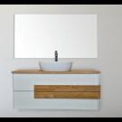 """ארון אמבטיה תלוי אפוקסי גיבזי 120 ס""""מ"""