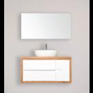 """ארון אמבטיה תלוי אפוקסי נובה 160 ס""""מ"""