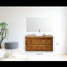 """ארון אמבטיה תלוי אפוקסי גרייס 90 ס""""מ"""