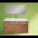 """ארון אמבטיה תלוי אפוקסי קליין 140 ס""""מ"""