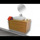 """ארון אמבטיה תלוי אפוקסי טרני 70 ס""""מ"""