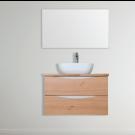 ארון אמבטיה תלוי אפוקסי מיראל
