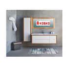ארון אמבטיה תלוי אפוקסי ליסה 100