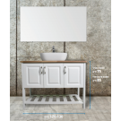 """ארון אמבטיה עומד אפוקסי לודי 130 ס""""מ"""