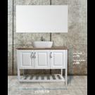 """ארון אמבטיה עומד אפוקסי לודי 160 ס""""מ"""