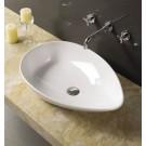 Sebach כיור לאמבטיה חרס מונח רז - רוחב 65 ס''מ   עומק 44 ס''מ